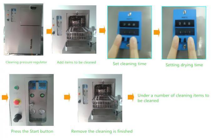 machine de nettoyage du pochoir 20um, laveuse par vaporisation pour le gabarit de soudure de vague propre