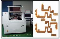machine de gravure flexible de la découpeuse de laser de commande numérique par ordinateur du circuit imprimé 10W/laser