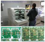 le routeur de carte PCB de commande numérique par ordinateur de 100mm/s, cheminement de Windows a mordu sectionner la machine jumelle de séparateur de carte PCB de Tableau