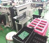 Chine Foreuse de fraisage de processus de fabrication de carte PCB, machine de routeur de carte PCB Depaneling de Depaneling de carte usine