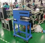 Chine Séparateur électrique de carte PCB de coupe du gaz V, machine légère de carte PCB Depaneling usine