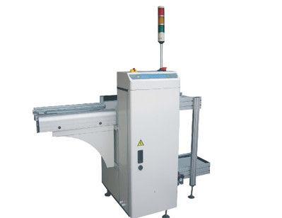 SMT Loader Unloader PCB Handling Conveyors , air pressure 4~6 kgf/cm