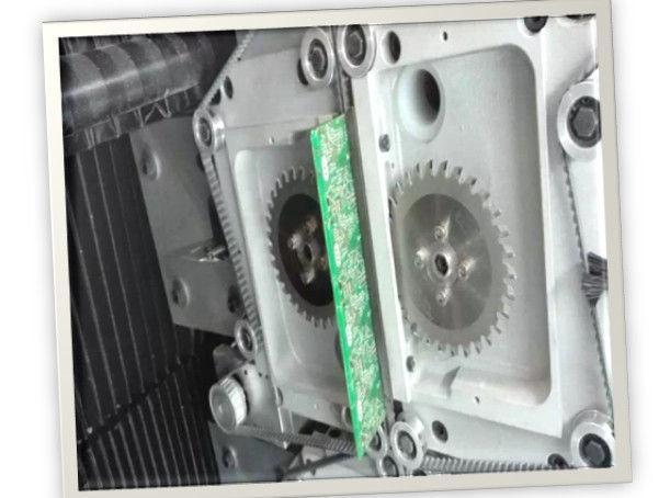 40M / min max Metal Cutting Machine / PCB Cutter Machine easy use