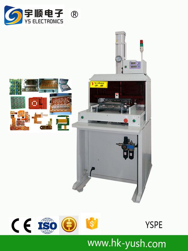 Automatic LED ALUM , FPC , PCB Punch machine 220V 110V 0.5KW/H