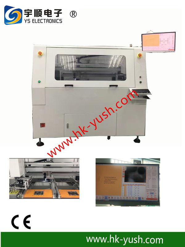 PCB Depaneling Machine Inline / Online CNC automatic PCB depaneling router