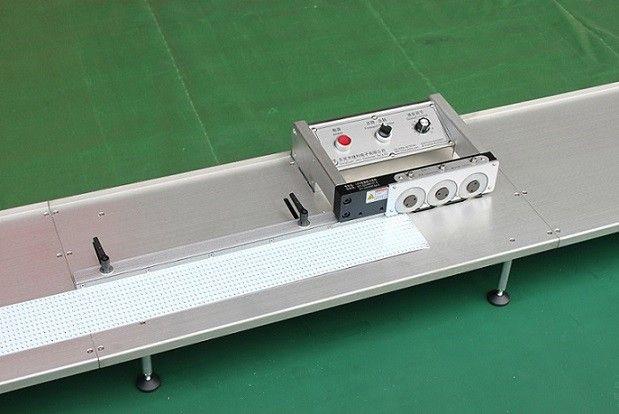 LED Aluminium Board Or PCB Lead Cutting Machine Speed 80 , 120 , 200 , 400mm/s