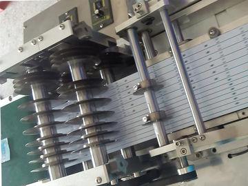 La vitesse noire de machine de coupeur de carte PCB réglable facilitent le bouton d'ajustement