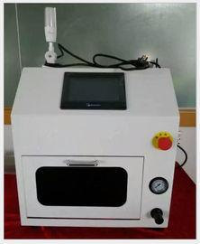 La machine automatique blanche de nettoyage de carte PCB d'opération facile nettoient le bec