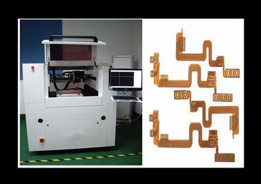 Coupeur de laser de commande numérique par ordinateur de grande vitesse, 8W/30 kilohertz de conseils de laser de découpeuse en céramique intelligente en métal