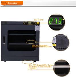 La LED commandent le Cabinet sec d'humidité de caméra électronique de dessicateur/Cabinet sec électronique