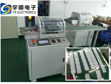 Équipement de séparation de carte PCB de la CE avec des lames de groupe multi pour couper des bandes