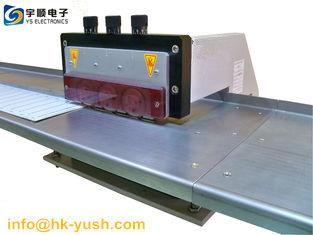 Machine de séparateur de carte PCB de lames de cercle, équipement industriel illimité de carte PCB