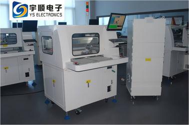 Le routeur de carte PCB de commande numérique par ordinateur de grande vitesse pour couper la carte/a automatisé l'Assemblée de carte PCB