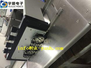 La carte PCB V automatique/pied de commutateur a coupé la machine pour la largeur de carte PCB de 1-12 millimètre haut précise