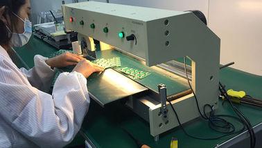 Le séparateur de carte PCB coupé par V en aluminium de plat de LED/V a coupé la machine de carte PCB Depaneling