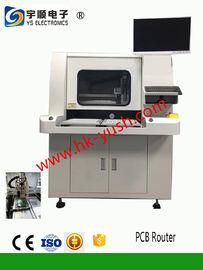 Séparation automatique de carte PCB de commande numérique par ordinateur de carte PCB Depanelizer de routeur de carte PCB Depaneling de laser