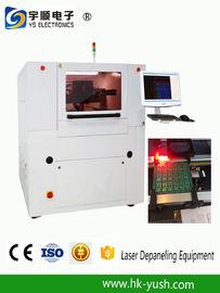 Découpeuse UV de laser de commande numérique par ordinateur de haute précision pour FPC/rf multi - posez le conseil