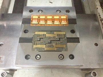 Outil de poinçon de moule de carte PCB de Depaneling, poinçonneuse de panneau de câble de FPC