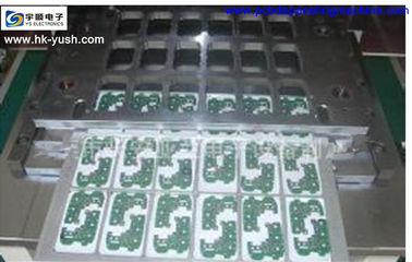 Moule de poinçon adapté aux besoins du client de carte PCB de Depaneling de PB avec le cadre de fonte