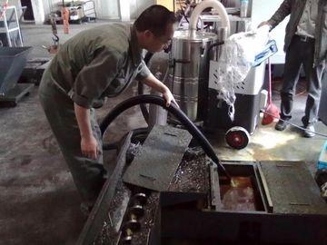 aspirateur industriel de station de lavage d'extracteur de vapeur de soudure d'acier inoxydable