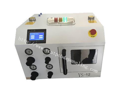 Becs automatiques de la machine 12 de nettoyage de carte PCB d'AC220v dans un