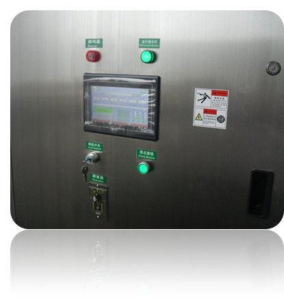 La résine recommandée de lavage de la machine AC380v de nettoyage de pochoir et sèchent 3 dans 1