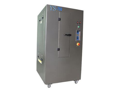 Décapant automatique de pochoir, humanitaire simple de machine à laver en acier pneumatique domestique