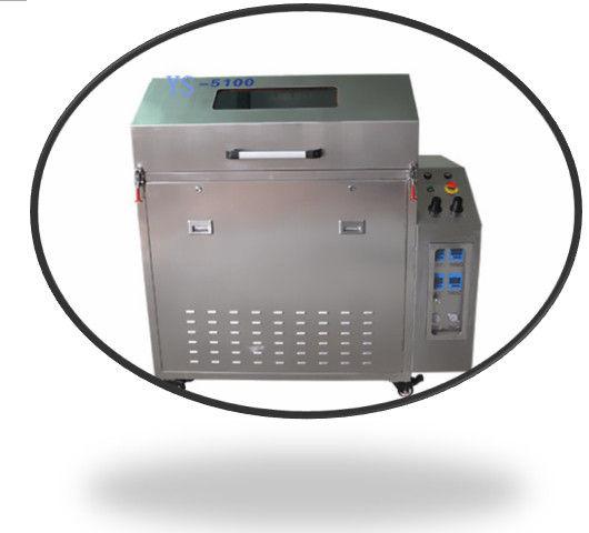Machine durable de nettoyage de pochoir, machine à laver automatique de palette de soudure de vague